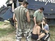 Русское оргия на природе анал видео бесплатно